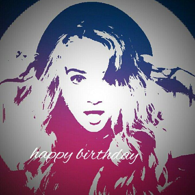happy birthday cute sabrina you gonna keep on rock the musical world