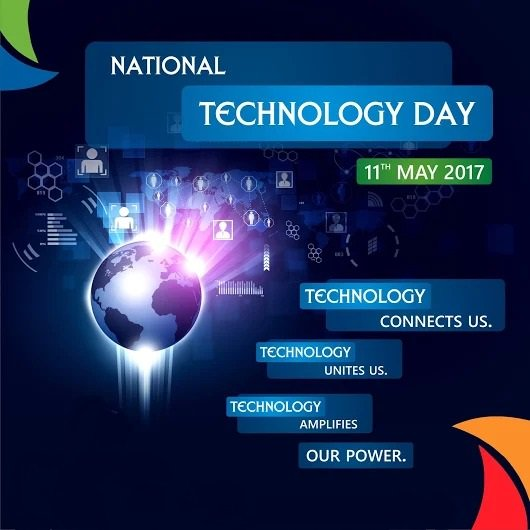 National Technology Day (India) - May  11