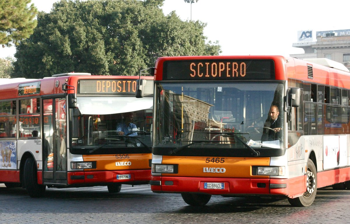 Sciopero Trasporti del 16 giugno 2017: venerdì nero per Metro Bus Treni e Aerei