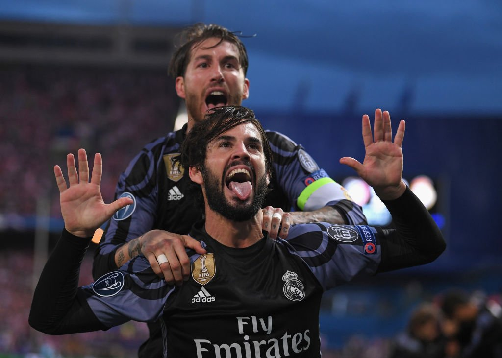 3 - Real Madrid reach their 3rd Champions League finals in 4 years and could become the 1st team to win consecutive #UCL title. #RMA #atmrma <br>http://pic.twitter.com/Mtykt9qv2l