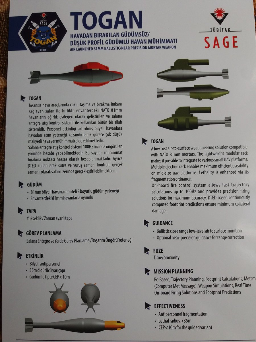 معرض الصناعات الدفاعية الدولي IDEF-17 ينطلق في إسطنبول.....تغطيه مصوره  - صفحة 2 C_iZ7TxXsAAehR1