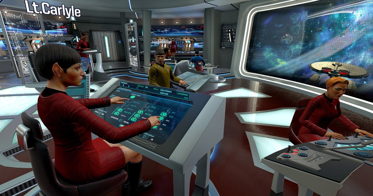 IBM Watson adds voice commands to 'Star Trek: Bridge Crew'