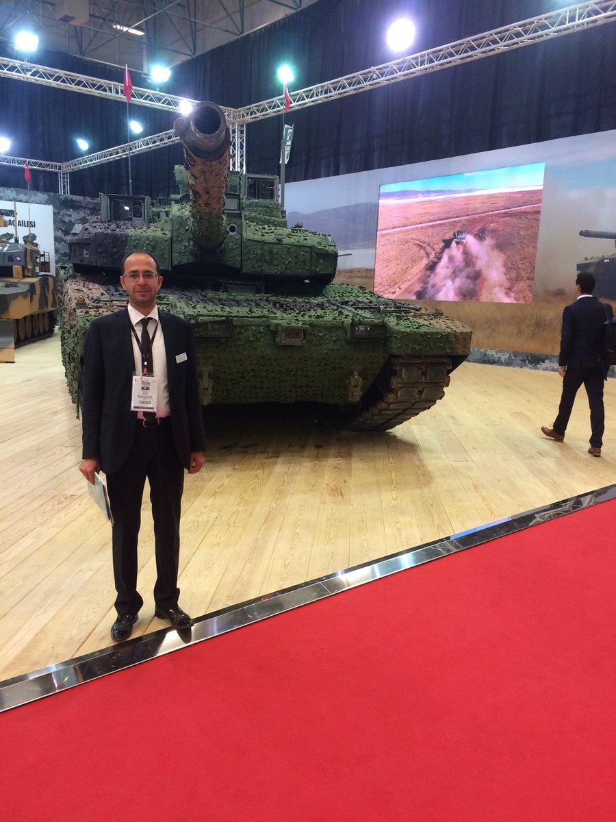 معرض الصناعات الدفاعية الدولي IDEF-17 ينطلق في إسطنبول.....تغطيه مصوره  - صفحة 2 C_ibguVWsAAoKG1