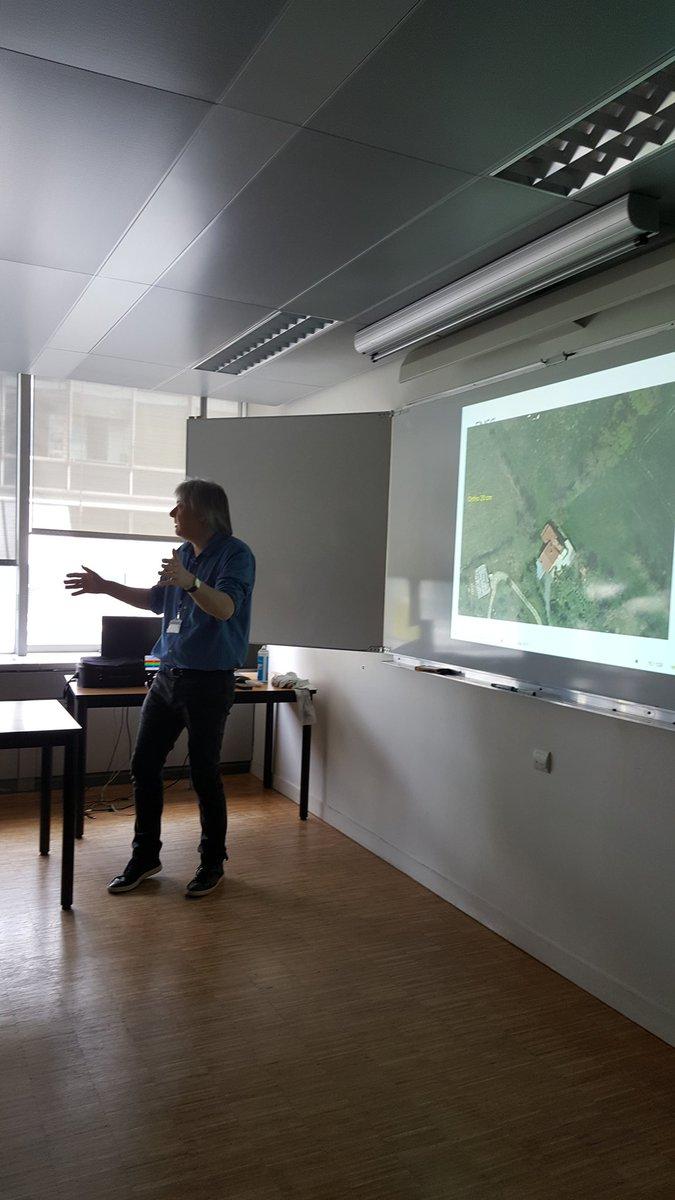ENSG IGN On Twitter Lassociation France Nature Environnement 77 Studieuse Pour La Prsentation De Jean Franois Hangout En Photogrammtrie