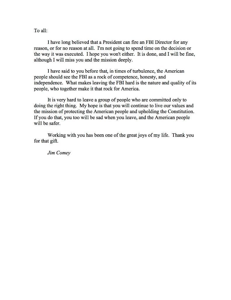 Cnn on twitter read former fbi director james comeys farewell 345 am 11 may 2017 aljukfo Choice Image