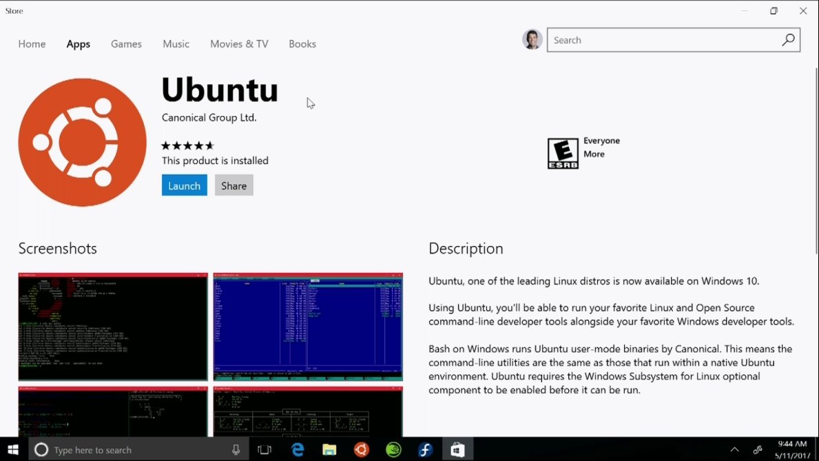 Ubuntu coming to the Windows Store! https://t.co/4Dd48BrxlU