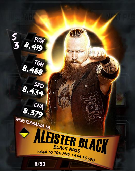 What Is After Ring Domination Wwe Supercard