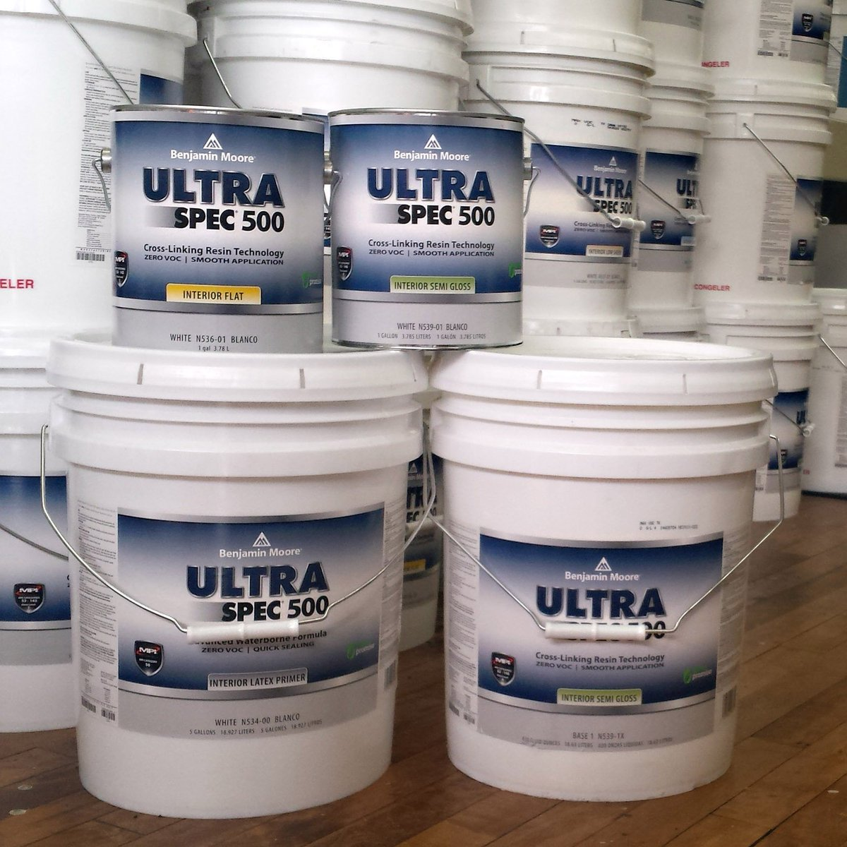 Aw Meyer On Twitter Our 1 Contractor Paint Ultra Spec 500 At The Awmeyerco Low Voc Odor Available In Multiple Finishes