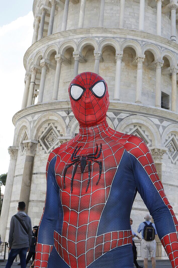 Mauro Merlino Spiderman