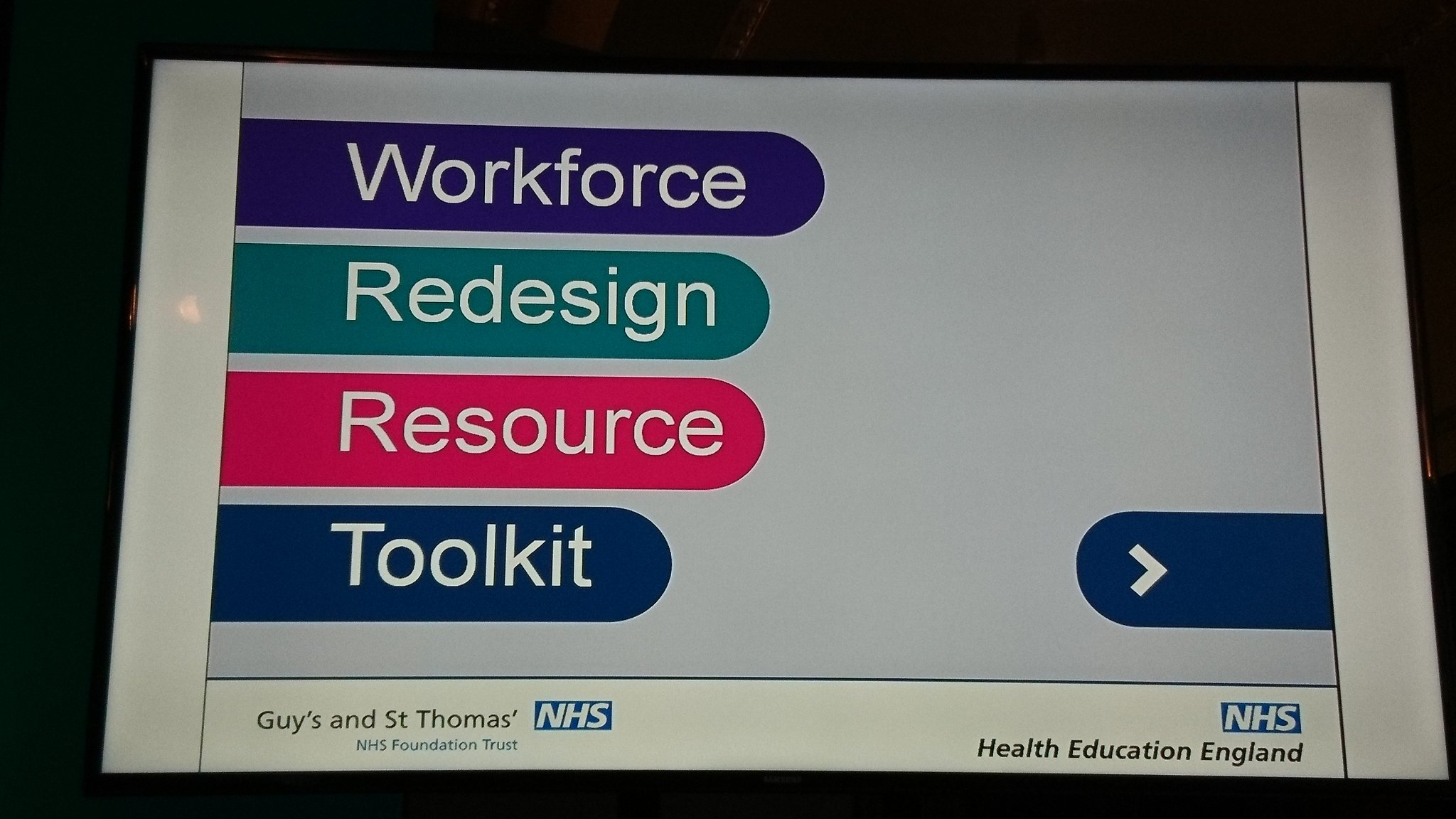 .@PriceKisskadee @sarahlindsell With context and a reality check, creativity is required for L&D strategy to meet business need, or redesign #G2 #cipdLDshow https://t.co/PFheEaEOn1