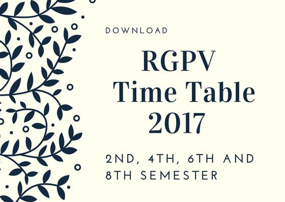 RGPV Diploma (@RGPVDiploma) | Twitter
