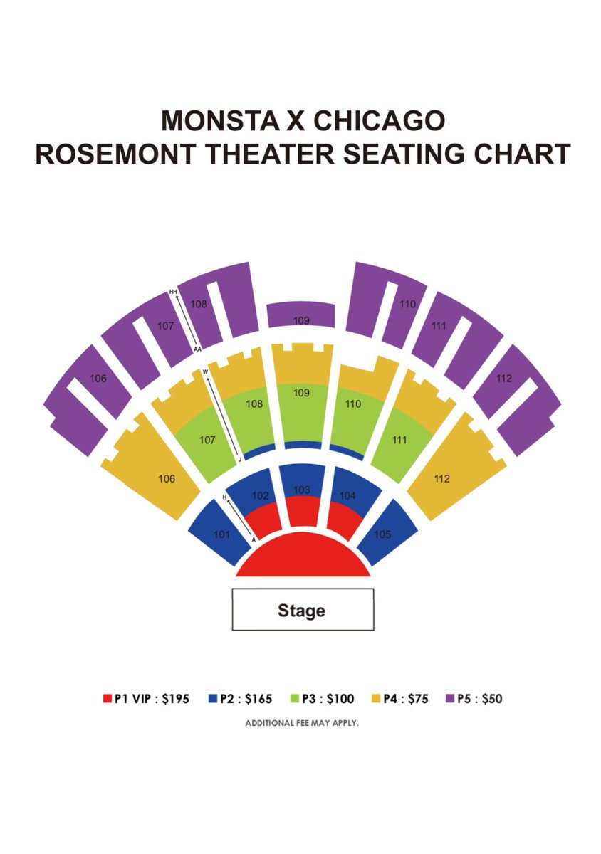 Powerhouse Live On Twitter Seating For The Chi Atl And Dal Stop