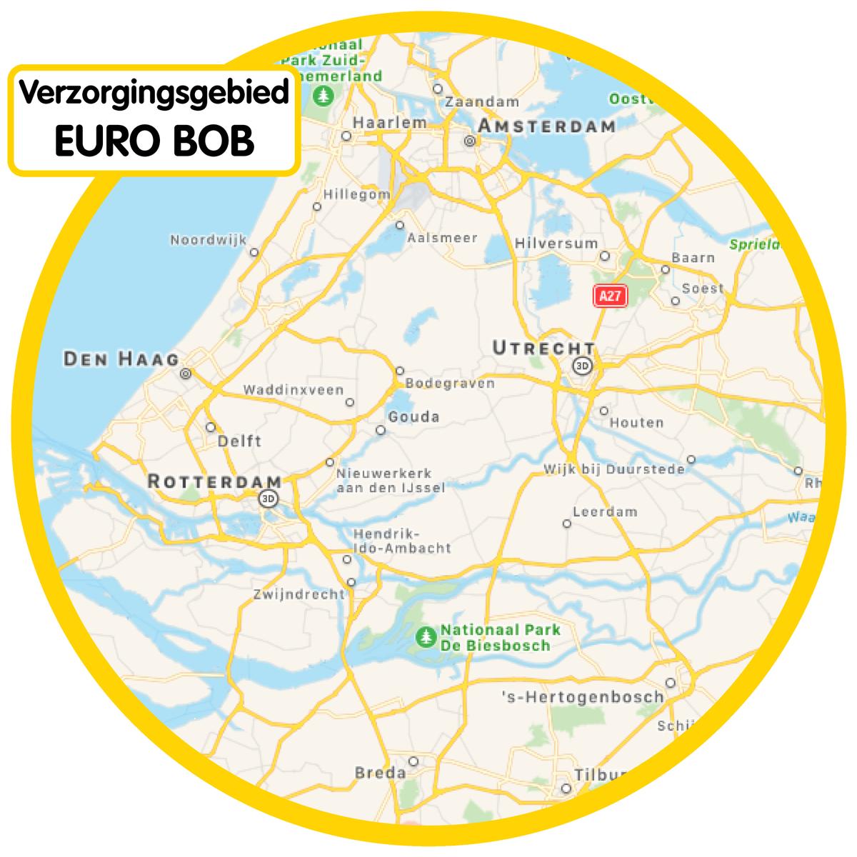 Wist je dat we tegenwoordig ook tot een uur van tevoren in Breda zijn te bestellen?! #bobchauffeur #amsterdam #rotterdam #denhaag