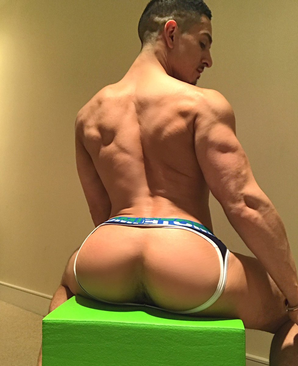 Hot Guy Bubble Butt