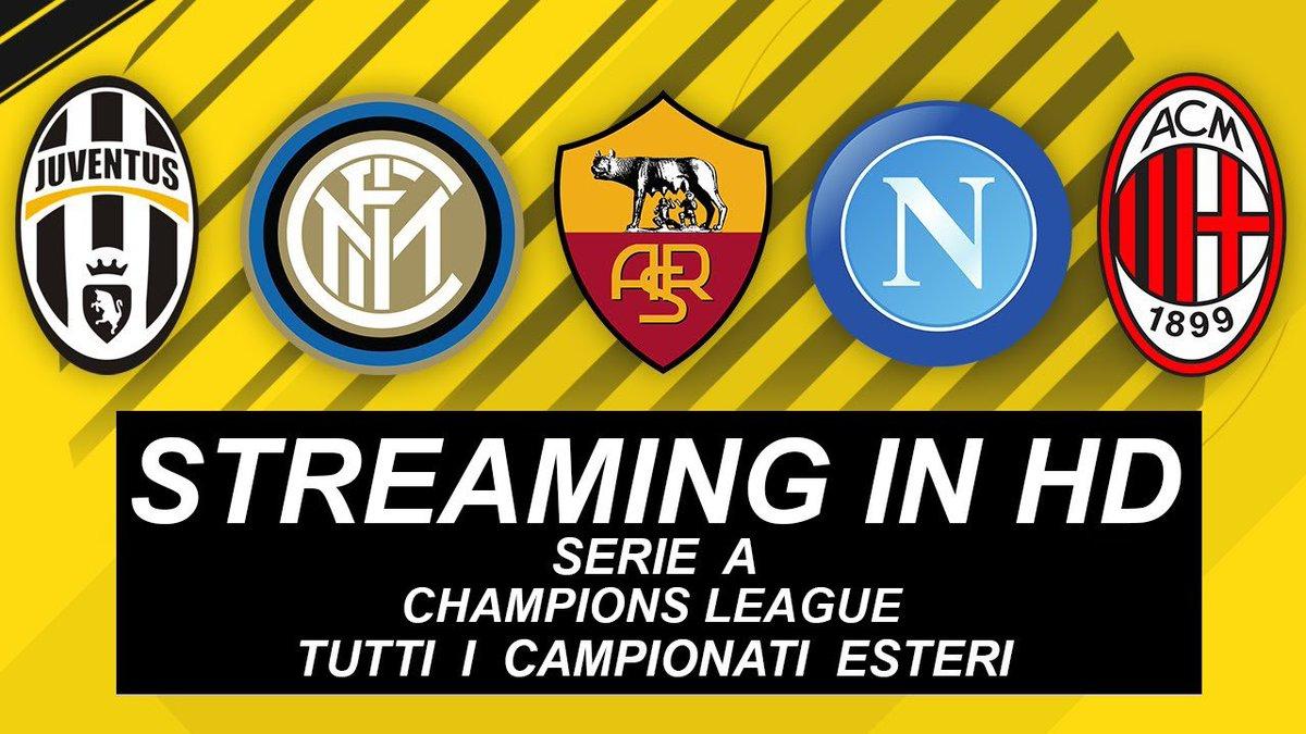 DIRETTA Calcio: Fiorentina-Lazio Streaming, Atalanta-Milan Rojadirecta, partite da vedere Oggi in TV. Domani Roma-Juventus
