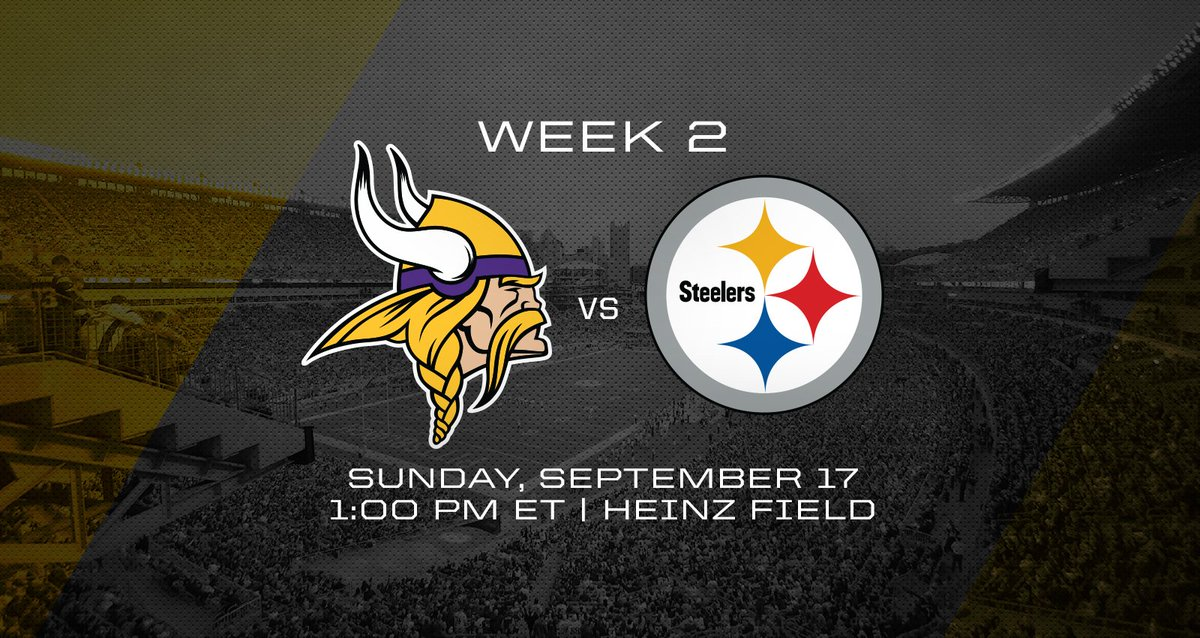 Speaking of tickets...  Anyone want to go to our home opener vs. the Vikings on Sept. 17?  Retweet for your chance to win.