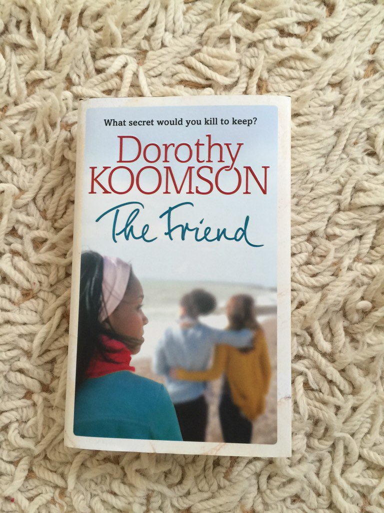 This little beauty arrived in my house today! #TheFriend is on sale 1st June. And I am #EXCITED https://t.co/x4fpghR37v