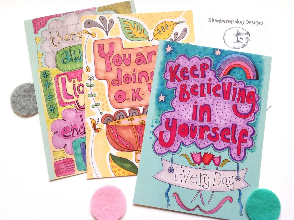Motivation Quote Postcards Set with Original Mindful Typography, …  http:// tuppu.net/79577051  &nbsp;   #Etsy #NewYearResolutions <br>http://pic.twitter.com/UiIzuhmpkU