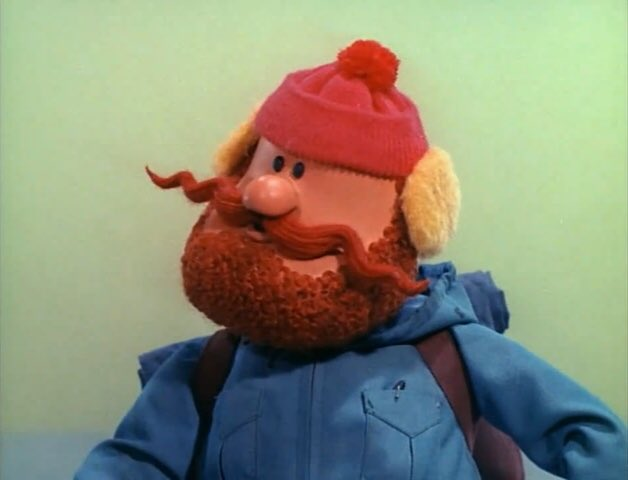Is yukon cornelius looking for