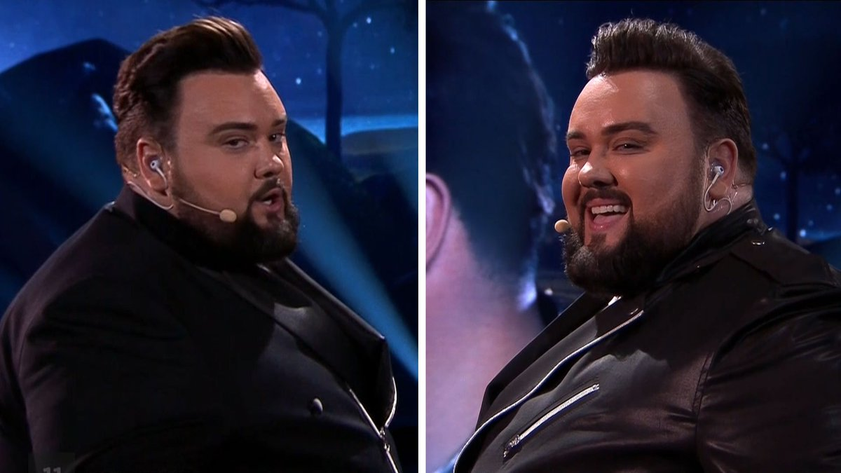 You versus the guy she told you not to worry about. #Eurovision #Croatia #ESC2017 https://t.co/jBbyP178vK