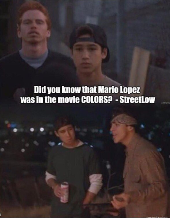 Mario Lopez On Twitter Tbt Colors Felipesfriend Ricosuave