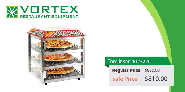 S A L E on A L L #Tomlinson Pizza Warmers! Check out our online store today! #vancouver #restaurants #vancity #yvr  https://www. vortexrestaurantequipment.ca/online-store/  &nbsp;  <br>http://pic.twitter.com/s0XxXb0Rmp