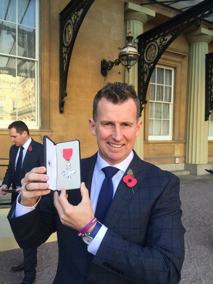 #StandUpSpeakOut - show your support by purchasing and wearing one of our wristbands - like @Nigelrefowens https://t.co/UfSbScZsRi