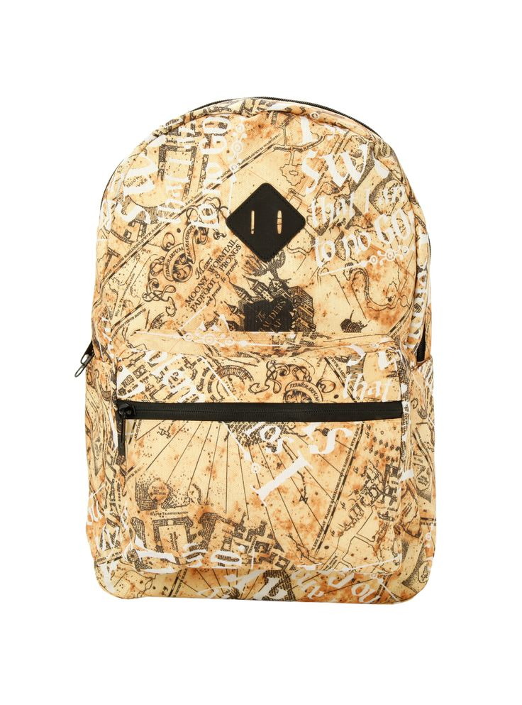Harry potter world on twitter marauders map backpack gumiabroncs Images