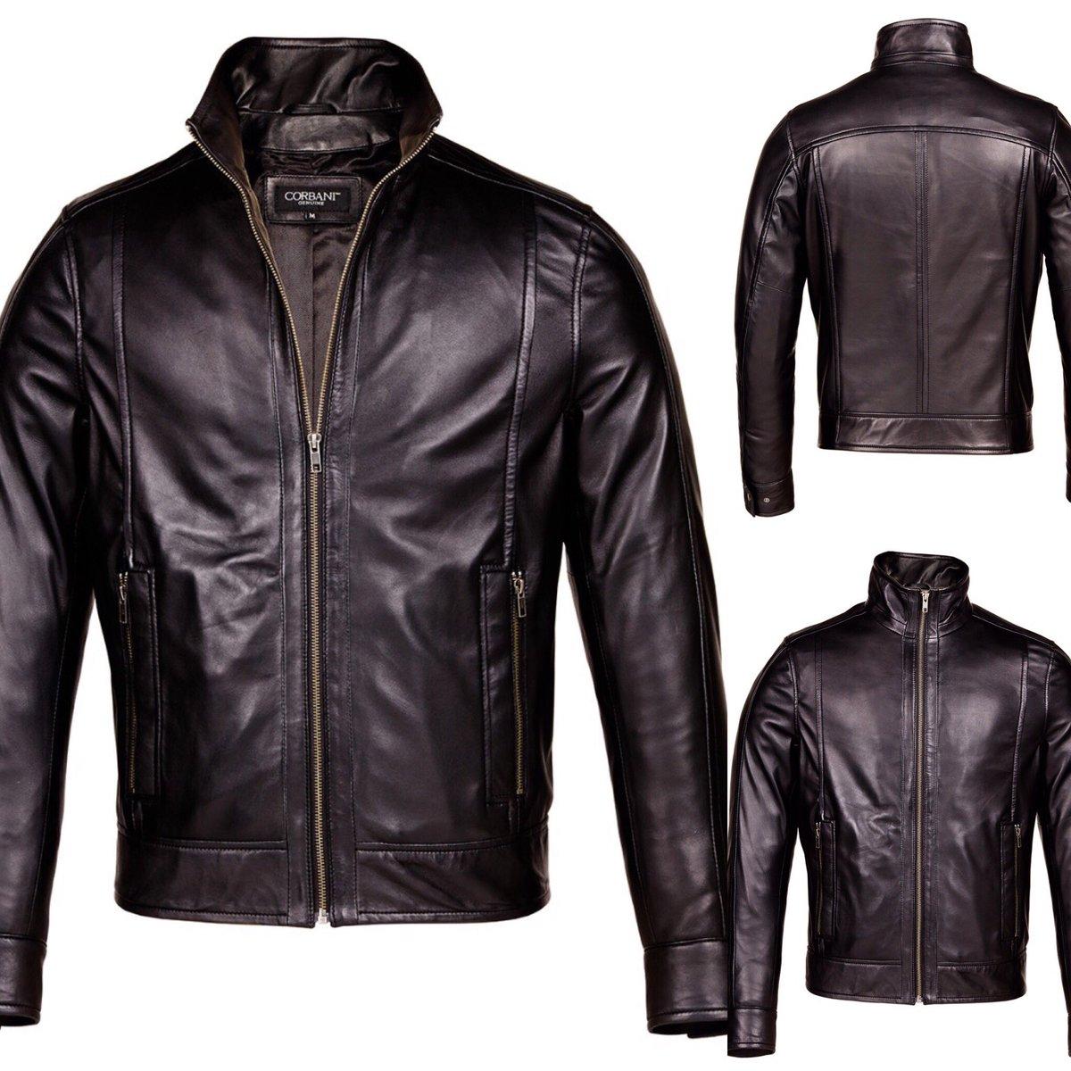 cbd5a7b37a1a  corbani  corbaniaw16  corbaniman  leather  jackets - Amazon  http   www. amazon.com shops corbaniusa … ...