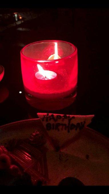 And they are celebrating   Happy Birthday Karan Tacker