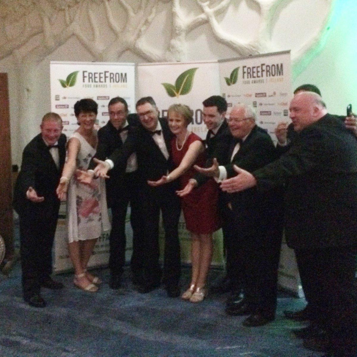 @tasteofgoodness enjoying another well deserved award at #FFFAI https://t.co/9tLZ7Z3gHj