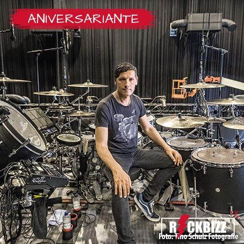 Happy Birthday, Christoph Schneider!