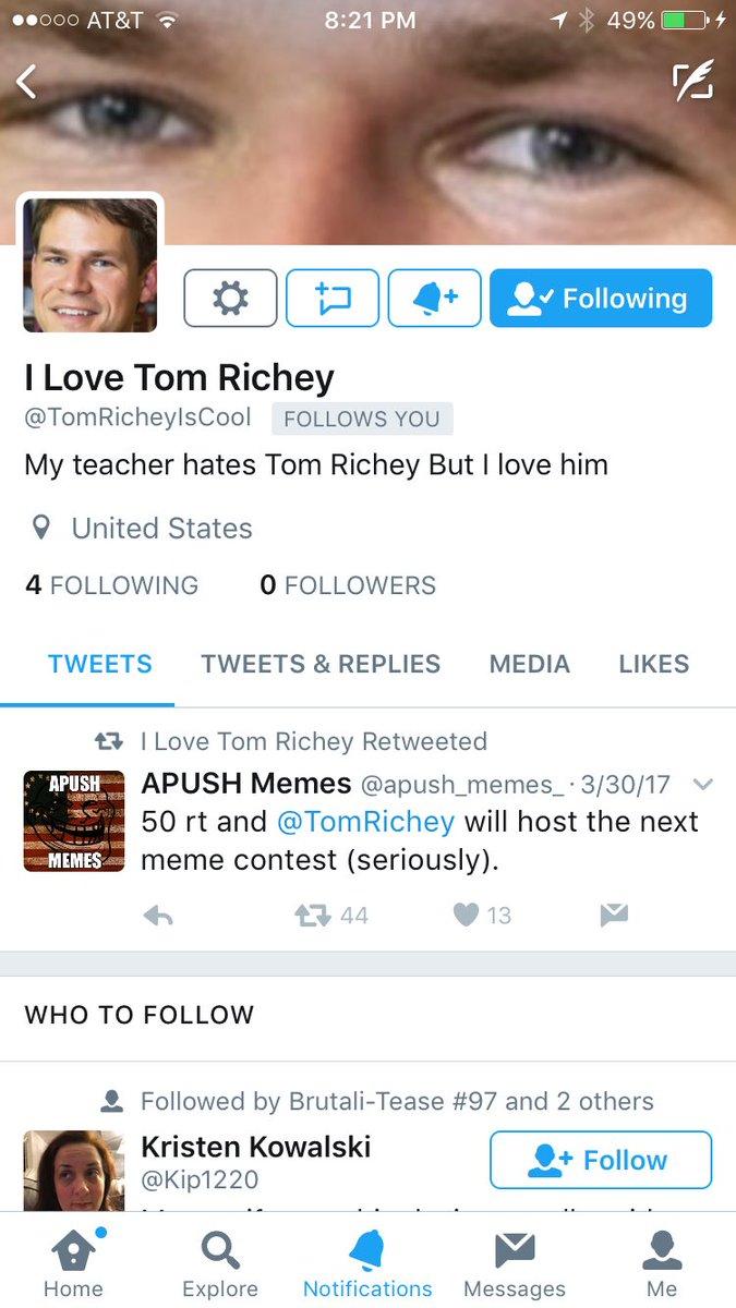 tom richey