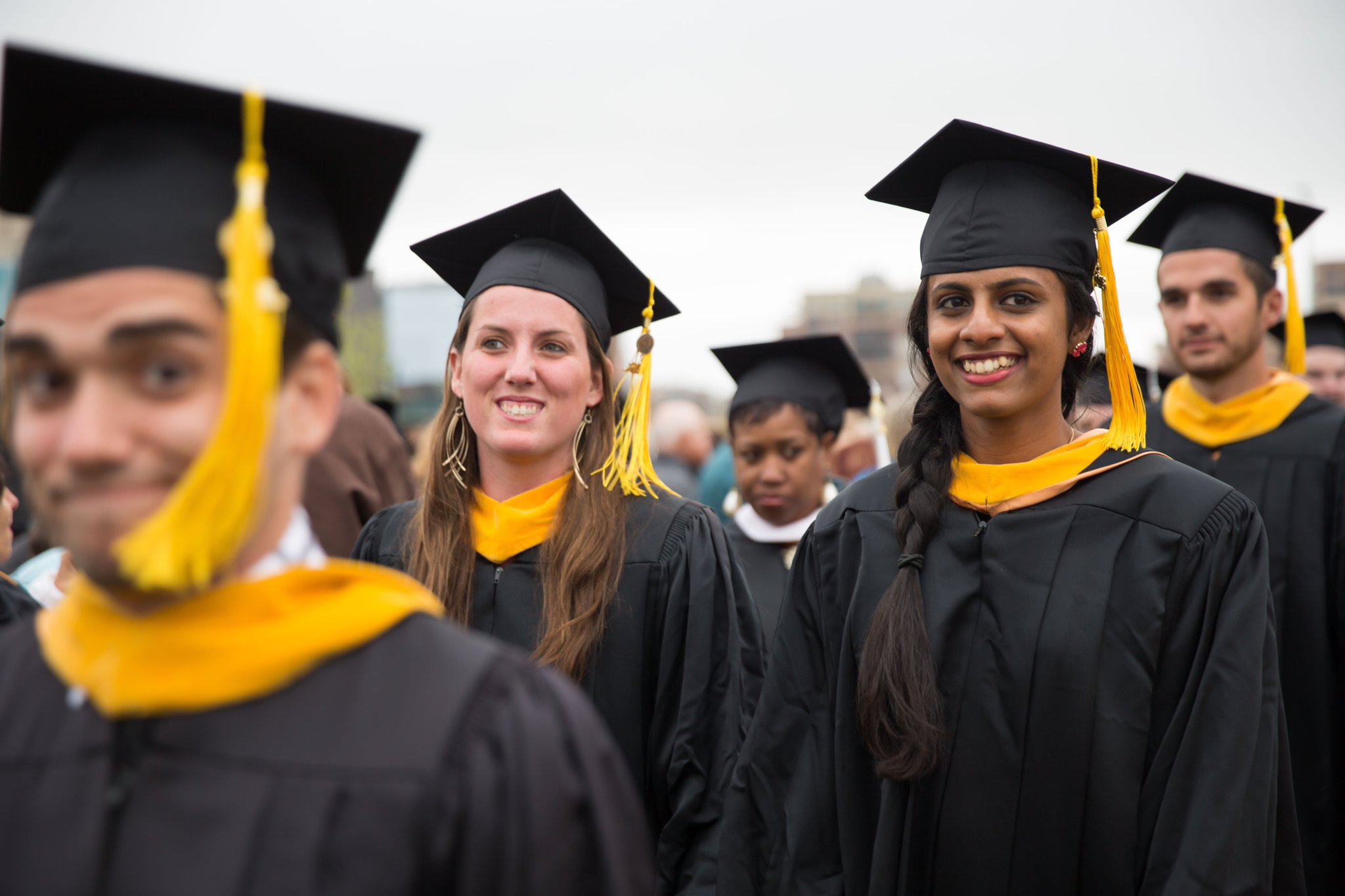 Commencement Facts: Our graduates represent over 20 different countries. #CUDenverGrad https://t.co/H0yrOhRthP