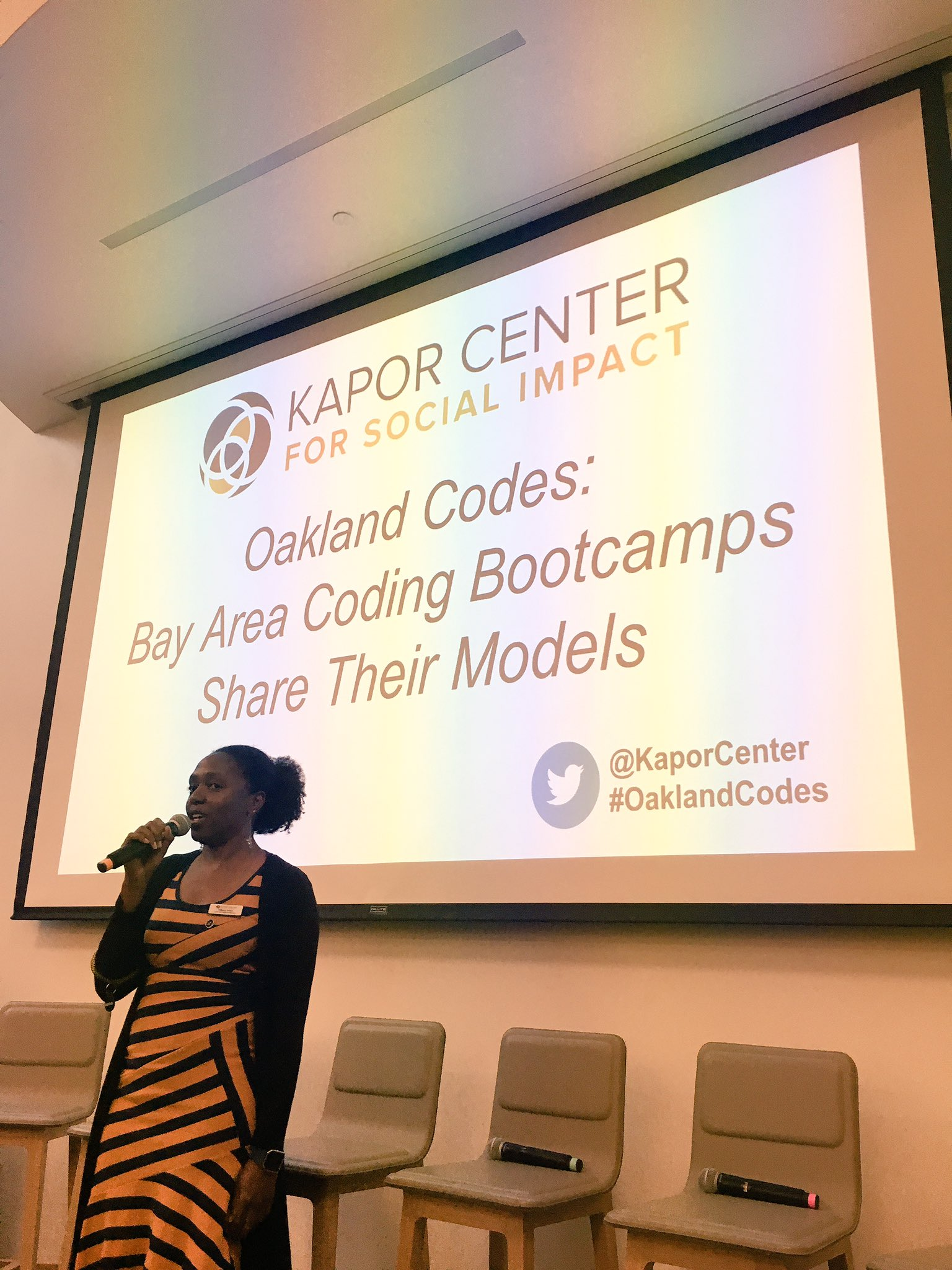 Thumbnail for #OaklandCodes Coding Bootcamps