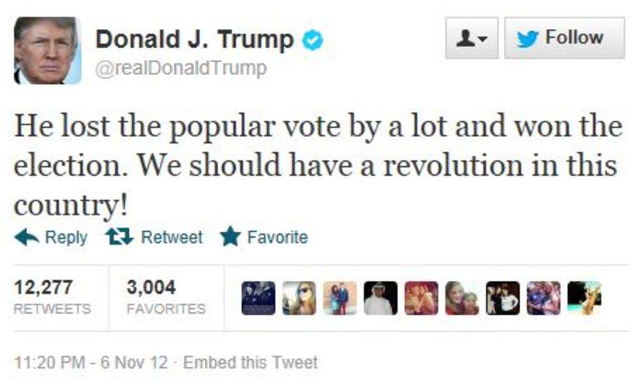 Donald J. Trump on Twitter: