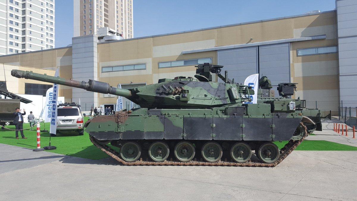 تعرف على الترقيه التركيه الاحدث لدبابه M60 T  C_m1T50WAAEiyDi