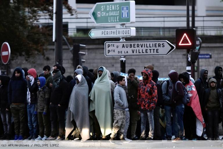 A Paris, de plus en plus de migrants afghans arrivent depuis l'Allemagne https://t.co/xUUN6unyGi