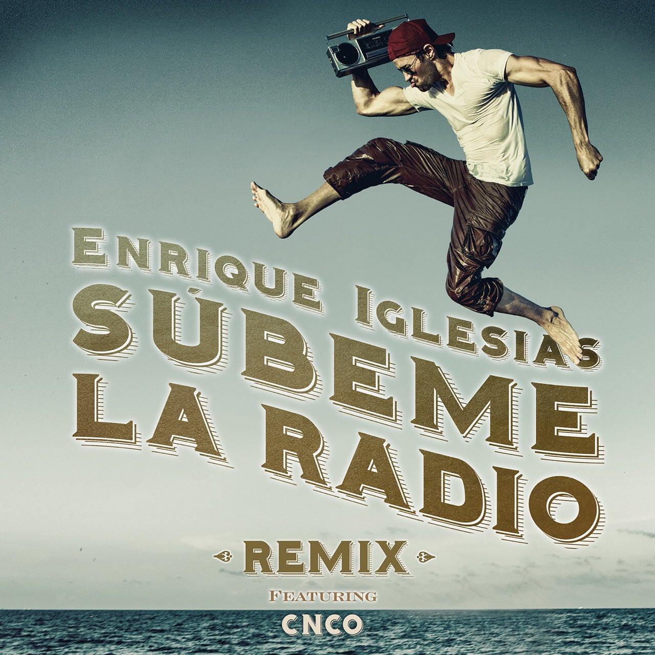 #SUBEMELARADIO remix @CNCOMusic mañana!!!! https://t.co/wEWKdwIFSN