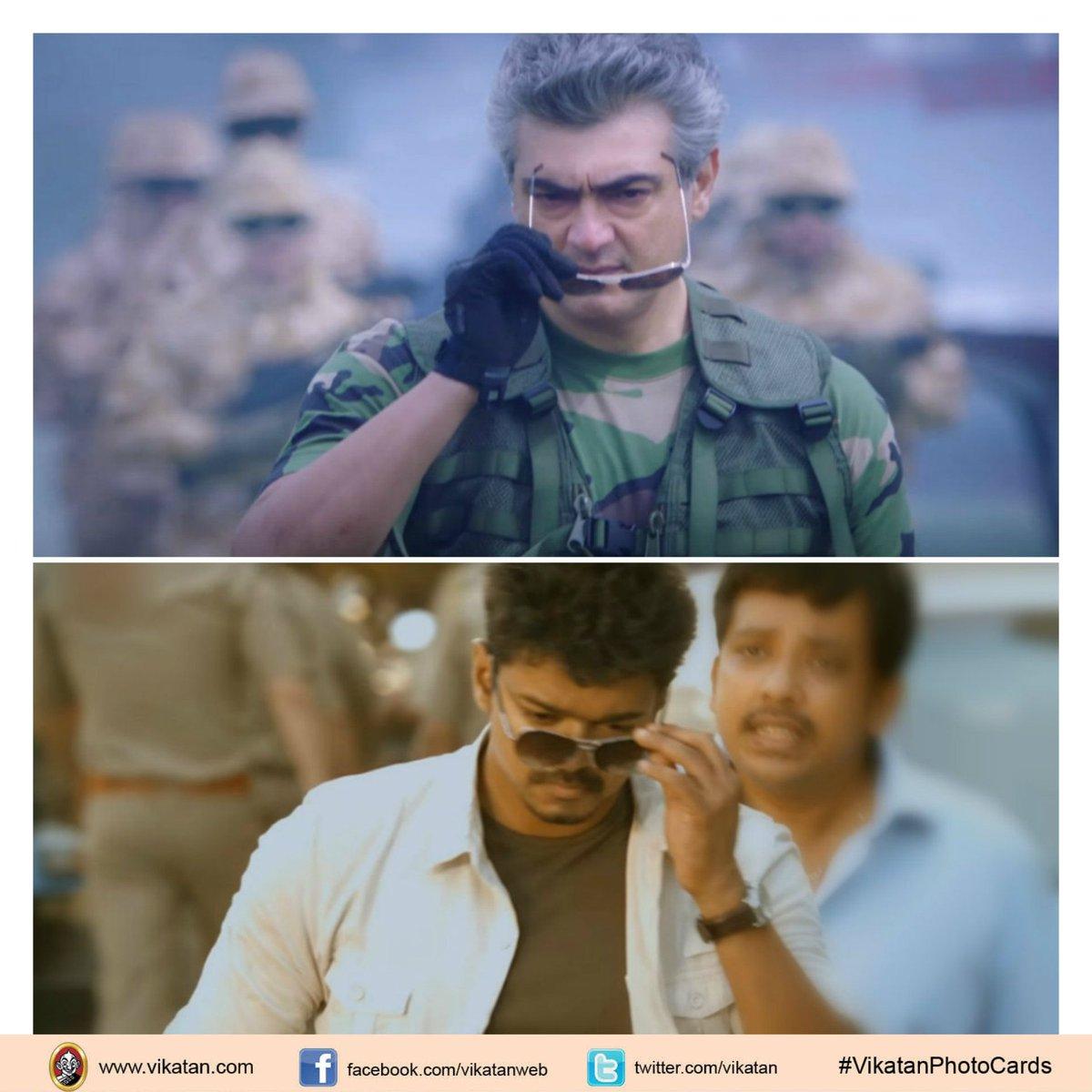 அட... விவேகம் முழுக்க விஜய் டச்! #VikatanPhotoCards #Vivegam #Ajith #Vijay https://t.co/15LNBhZyiR https://t.co/MqzdPeo9Dz