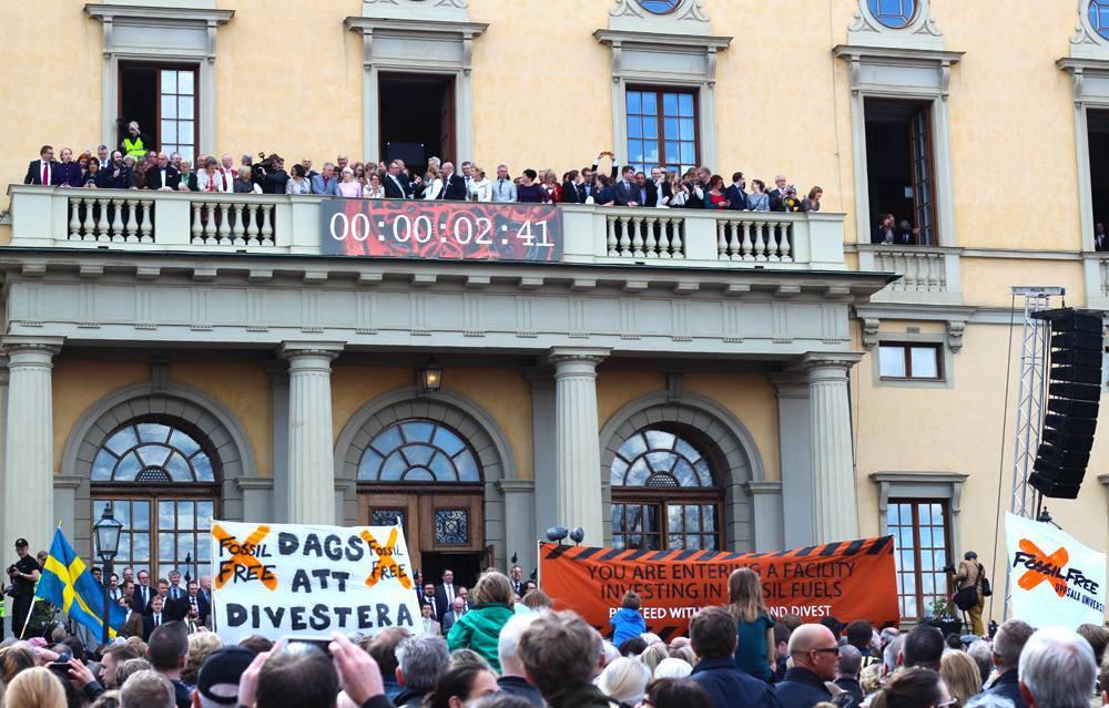 HÄNDER IDAG: Aktioner vid Uppsala Universitet och Lunds Universitet! Följ utvecklingen här: https://t.co/7wmsK29XhS #divestera #swgreen https://t.co/yi86irLYba