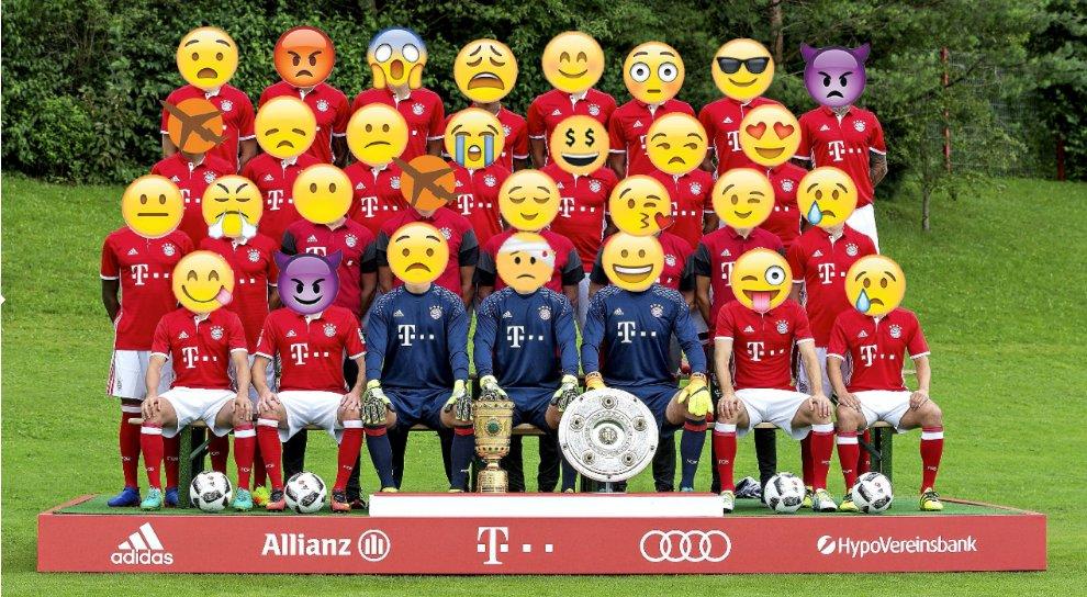 Fc Bayern Emoji