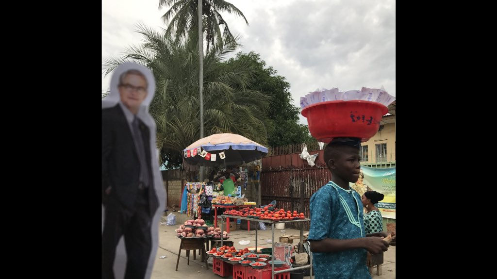 Rob is in Lagos, Nigeria today! Happy #OliverDay @augustanaSD https://t.co/Q6HqRz0ou4