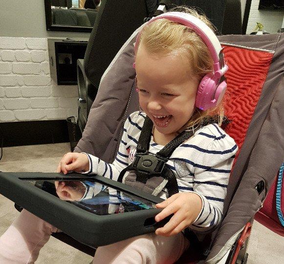 4 yr old Annaleise has #cerebralpalsy an...