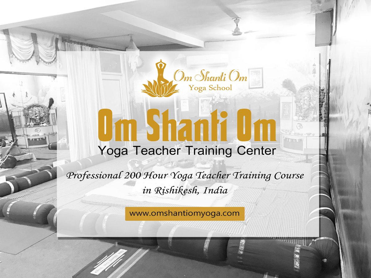 Professional #200_Hour #Yoga Teacher Training Course in Rishikesh just in 4 weeks. https://yogateachertraininginrishikesh.in/200-hour-yoga-teacher-training.html …