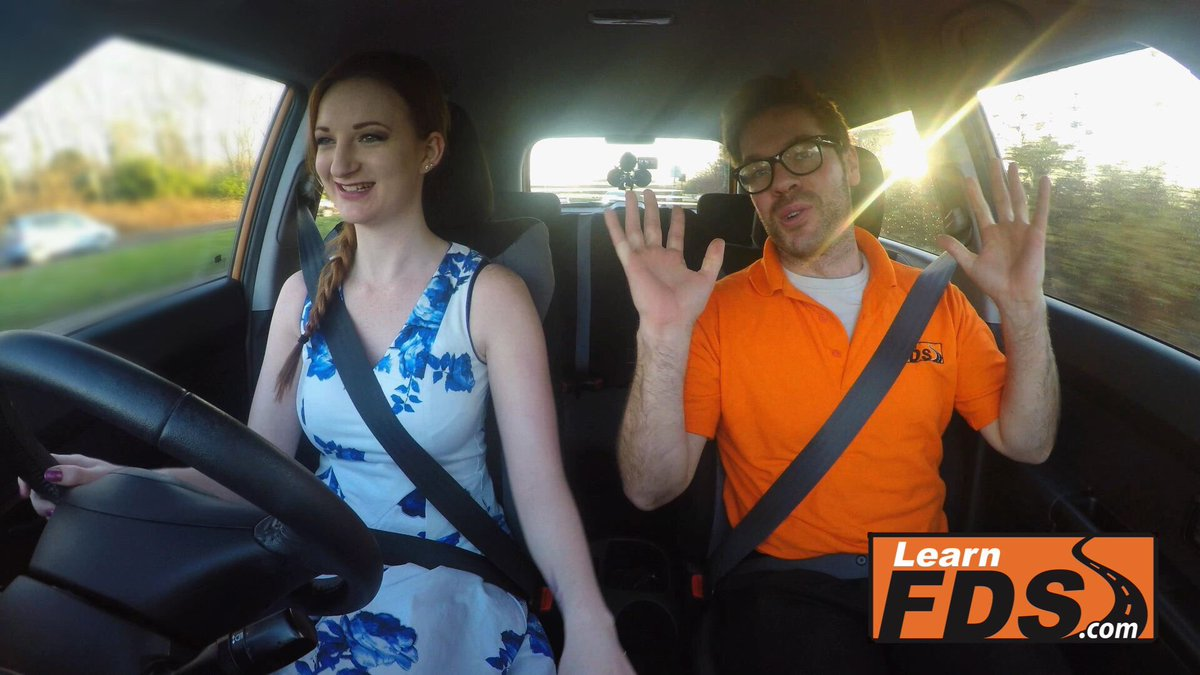 Fake driving school examiner cums all over hairy pussy - 4 5