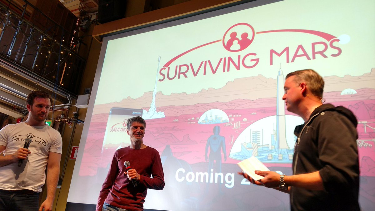 Resultado de imagen de surviving mars paradox