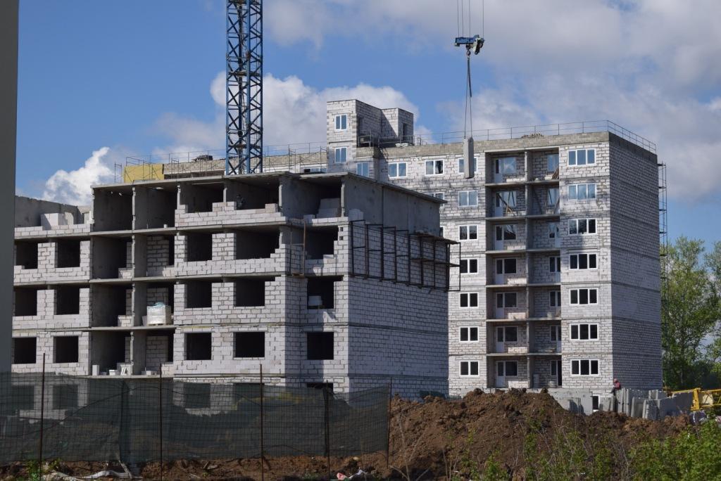 В Узловая-сити скоро новоселье