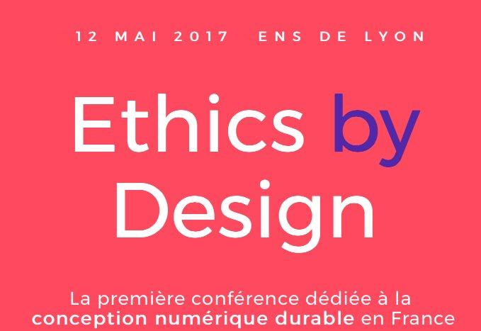 Dans les murs de l'ENS Lyon pour la rencontre #ebyd  ('Ethics By Design'). https://t.co/6ZANFsB3qv Clin d'oeil @AnthonyMasure :) https://t.co/TZNv9jV50d