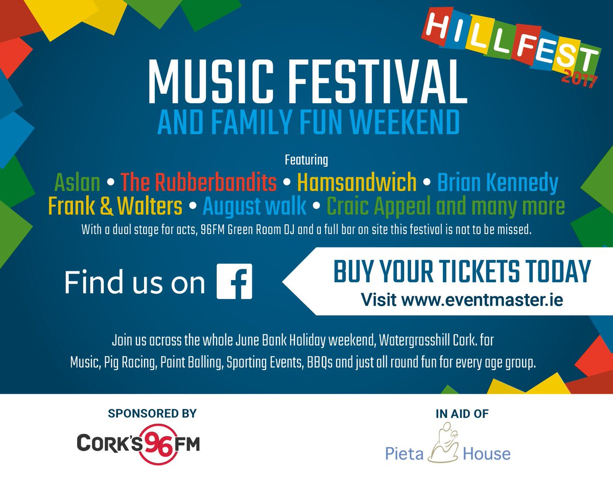June bank hol wkend fun with @hillfest2017 #music #familyfun<br>http://pic.twitter.com/UIsH9Ks2rc